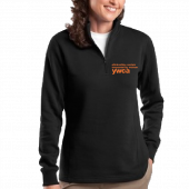 YWCA Ladies Black Pullover